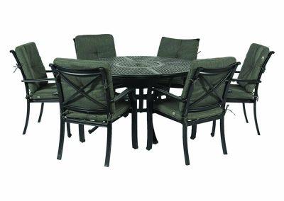 Džejmi Oliver sto i 6 stolica