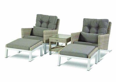 Fotelje i hoklice Monteira