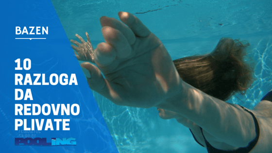 10 razloga za redovno plivanje