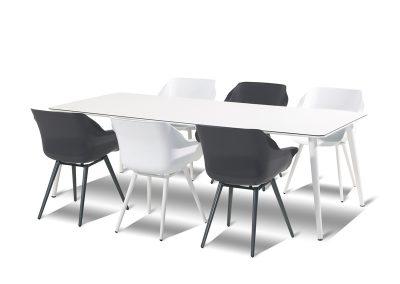 Stolice Sofie - kombinovanje boja